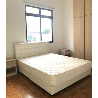All races acceptable...Beautiful one bedroom Condo for Rent (Novena/Central)