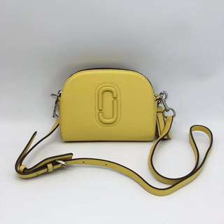 Marc Jacobs Camera Shutter Bag - yellow