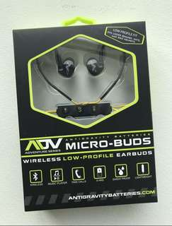 Brand new Adventure Series Antigravity Batteries Micro-Buds