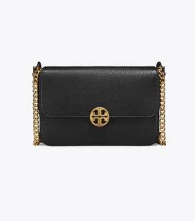 Tory Burch Chelsea Cross-body - black
