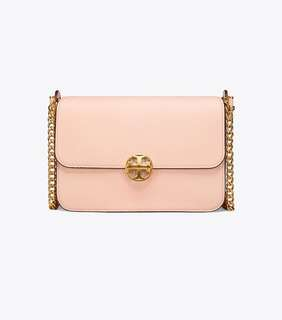 Tory Burch Chelsea Cross-body - Pale Apricot