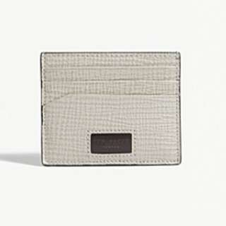 TED BAKER Palmelato leather card holder