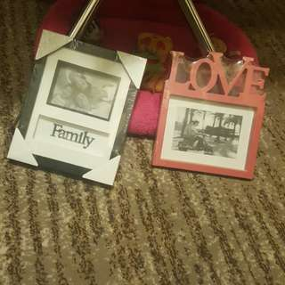 Buy1 take1 Love & family picture photo frame