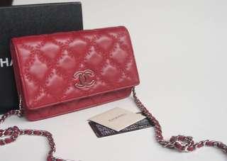 Chanel woc 18'shw |Holo card box