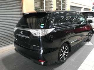 UNREG Toyota Estima Aeras Premium