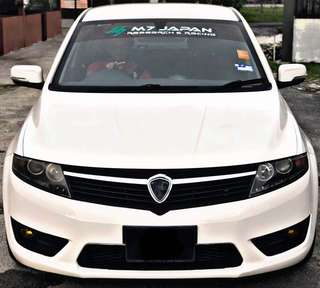 PROTON PREVE 1.6 (M) TIPTOP CONDITION