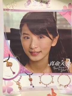 Hebe Rare poster fm Taiwan S.H.E