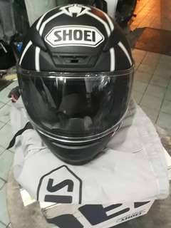 Shoei Z-7MARQUEZ BLACK ANT