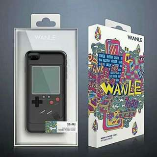 Wanle Casing Retro Gameboy Tetris Case Iphone