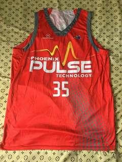 authentic PBA Matthew wright phoenix pulse jersey