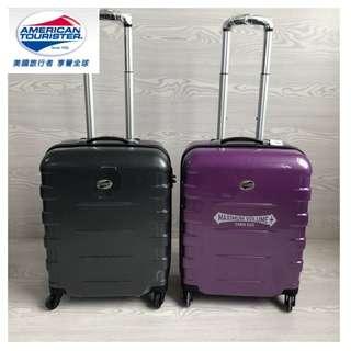 代購34>Amercian Tourister 全新4輪 旅行箱 行理喼 旅行喼 28吋