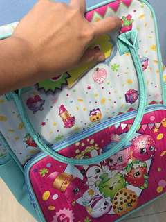 Shopkins Bag School