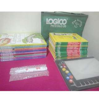 educational books complete set