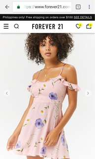 LOOKING FOR THIS DRESS SIZE SMALL ONLY