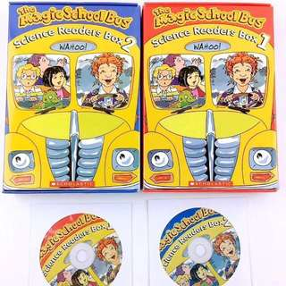 Magic school bus box set 1 & 2