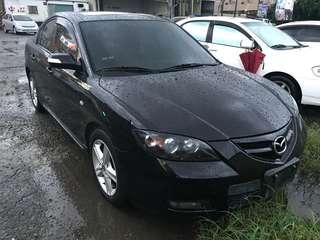 2007 mazada3 2.0s 售16.8萬 0977366449 line:a0977366449