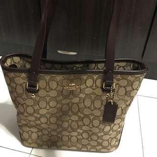 Reduced price!brand new original coach tote bag