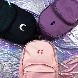 SPAO x Sailor Moon Backpack
