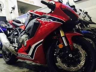 Honda CBR 1000 Fireblade (New)