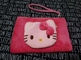 Pouch Dompet Kitty