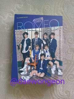 ROMEO 3rd Mini Album - MIRO