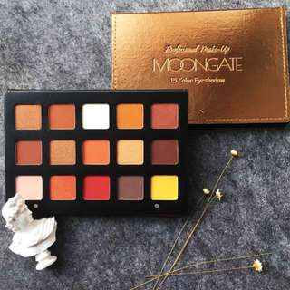 🚚 [PO] MOONGATE 15 Color Eyeshadow Palette