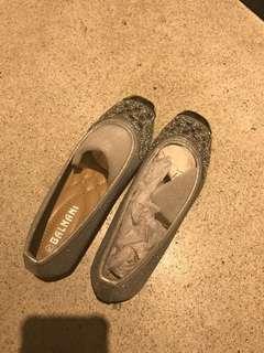 Balnani Diamond Flatshoes
