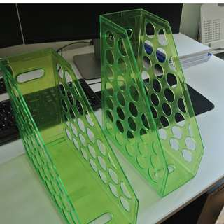 Paper organizers