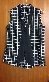 🚚 MANGO COLLECTION無袖襯衫
