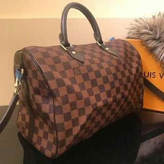 LV speedy 30 Authentic bag