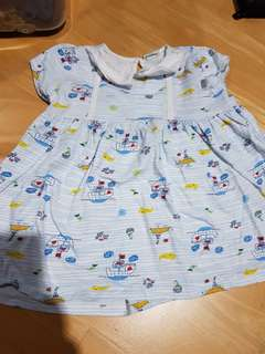 Hush Puppies Dress 18-24 mths