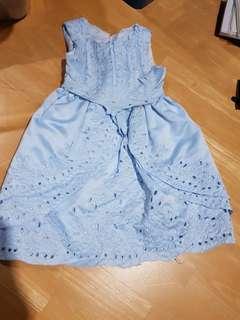 Party Dress 5-6 yo