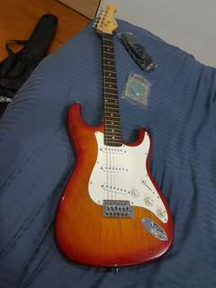 Suzuki Electric Guitar