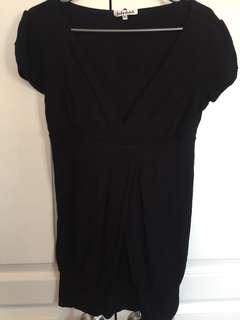 Lady Dutch Black Shirt (fits S/M)