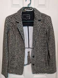 Hurley Patterned Jacket/Cardigan