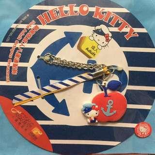 Hello Kitty 2011年 絕版 成人版八達通 連掛飾 蘋果款