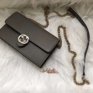 Gucci WOC wallet 長銀包