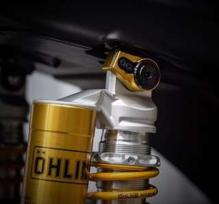 Yamaha Aerox 155 Genuine Rear Shock Absorber Lock