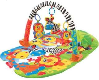 Playgro 5 in 1 Safari Play mat