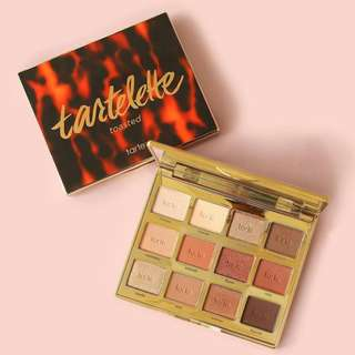 Tartelette Toasted Amazonian Clay Eyeshadow Palette