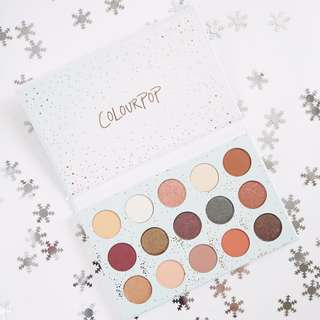 🚚 Colourpop All I See Is Magic Holiday Edition Eyeshadow Palette
