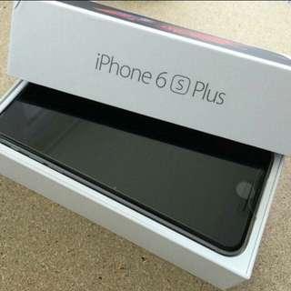 Iphone 6s plus 64 gb bisa cicil