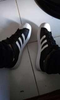 Adidas superstar size 45 1/3