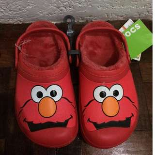 ELMO CROCS BRANDNEW STILL NEGOTIABLE