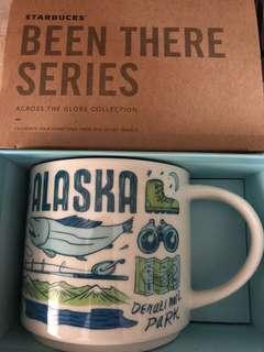 Starbucks been there series mug Alaska