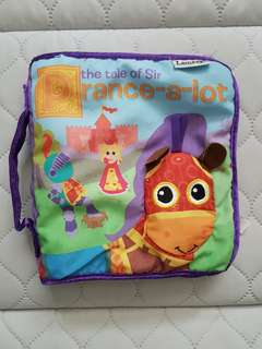 Lamaze soft/cloth book