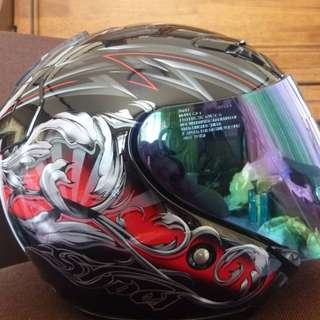 Shoei J-Force 3 Blitzer L Original Japan Like New