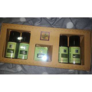 Tanamera organic travel toiletries