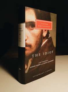 BN The Idiot by Everyman's Library