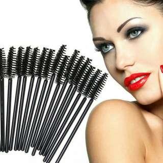 🚚 [007] Disposable mascara brushes